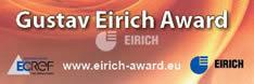 Gustav Eirich Award